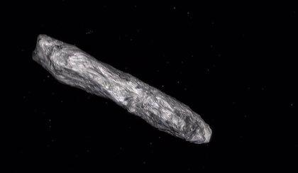 Iceberg de hidrógeno, nueva teoría para el objeto interestelar 'Oumuamua