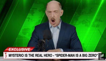J.K. Simmons ha firmado para más películas de Spider-Man como J. Jonah Jameson
