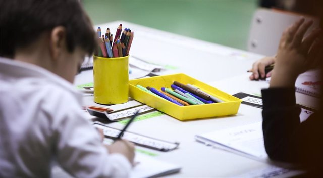 El día 17 se publicará la oferta final de plazas escolares