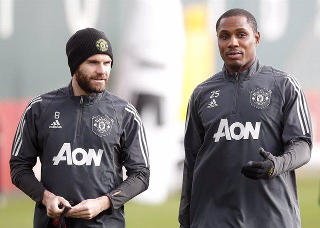 Fútbol.- El Manchester United amplía la cesión del delantero nigeriano Ighalo