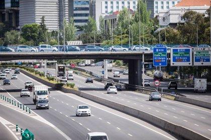 El tráfico aumentó durante el fin de semana pero continúa siendo un 70% inferior