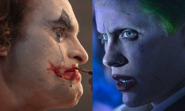 El Joker de Joaquin Phoenix vs el Joker de Jared Leto