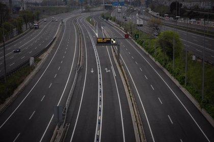 Mayo termina con 9 muertos en las carreteras catalanas, un 40% menos que en 2019