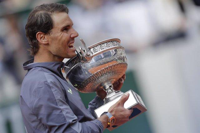 """Tenis.- Rafa Nadal: """"Estaré en Roland Garros si podemos jugar en condiciones ópt"""