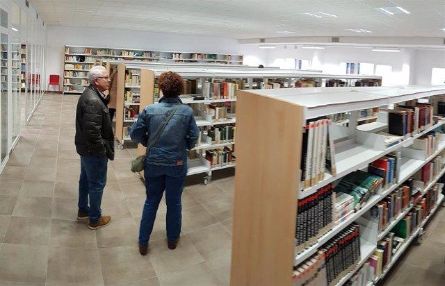 [Grupoextremadura] Foto El 84% De Las Bibliotecas Públicas Municipales Ofrece Ya Servicios Presenciales