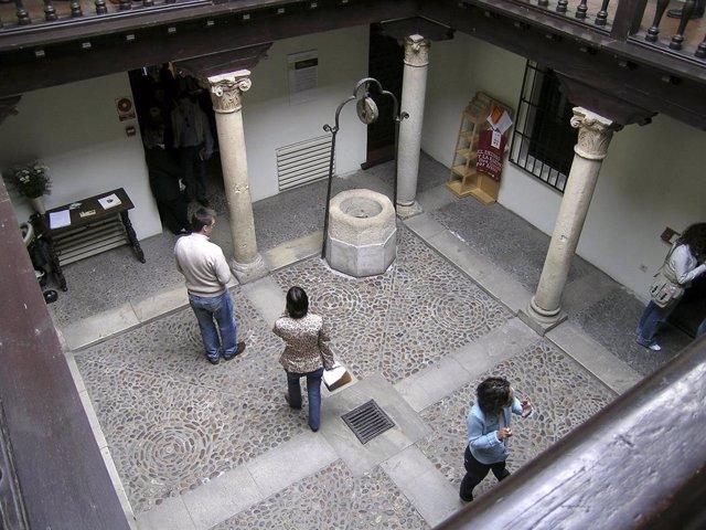 Museo Casa Natal de Miguel de Cervantes.