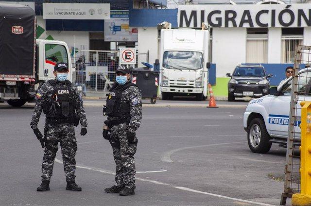 Ecuador.- La Fiscalía de Ecuador investiga un ataque con explosivos contra Telea