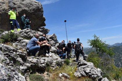 Vuelve el rodaje de 'La hija' y la Junta destaca la capacidad de  la provincia de Jaén para convertirse en plató de cine