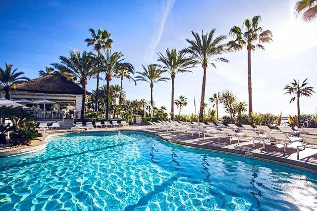 Hotel Puente Romano de Marbella (Malaga)