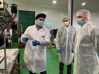 La Junta visita SP Group, compañía local cordobesa que apuesta por la economía circular y la innovación