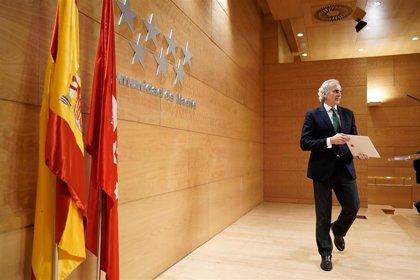 Madrid dice, sobre el 8M, que días antes remitió una instrucción que desaconsejaba las concentraciones