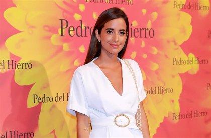 María Fernández-Rubíes presume de barriga de embarazada