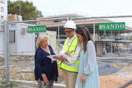 La Junta asegura que las obras del centro de salud de Isla Chica (Huelva) estarán finalizadas en agosto