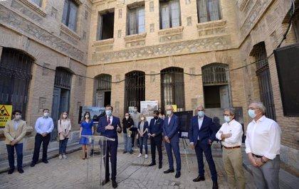 Arrancan las obras de la Cárcel Vieja y la peatonalización de su entorno