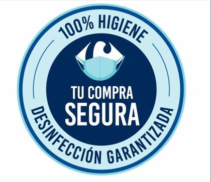 Carrefour, primera empresa de distribución en España certificada por Aenor ante el coronavirus