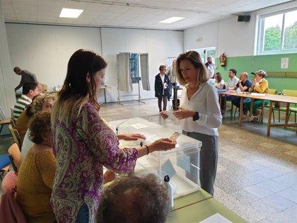 La concejala en A Coruña Mónica Martínez se da de baja en Ciudadanos, pero seguirá como edil