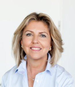 María Riío, directora general de Gilead España