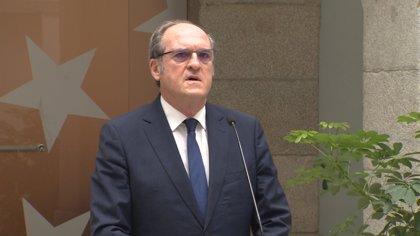 """Gabilondo dice que la reunión con Aguado no se ha enmarcado en """"ningún tipo de negociación política"""""""