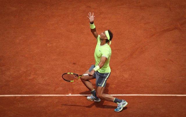 Tenis.- El presidente de la Federación Francesa de Tenis planea disputar Roland