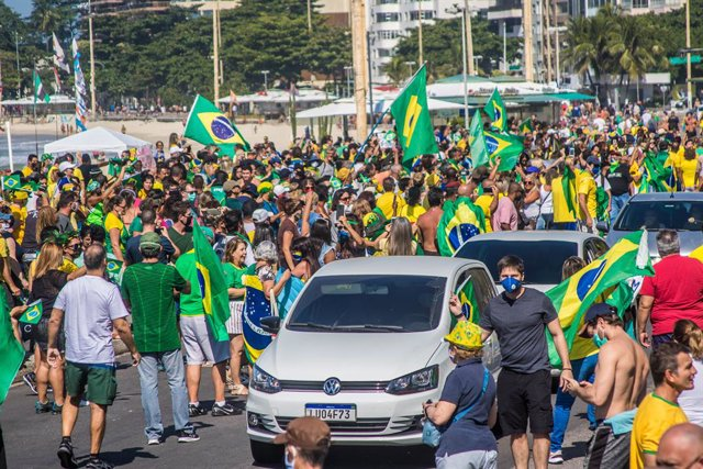 Coronavirus.- Brasil roza las 30.000 muertes por la COVID-19 y la OMS alerta de