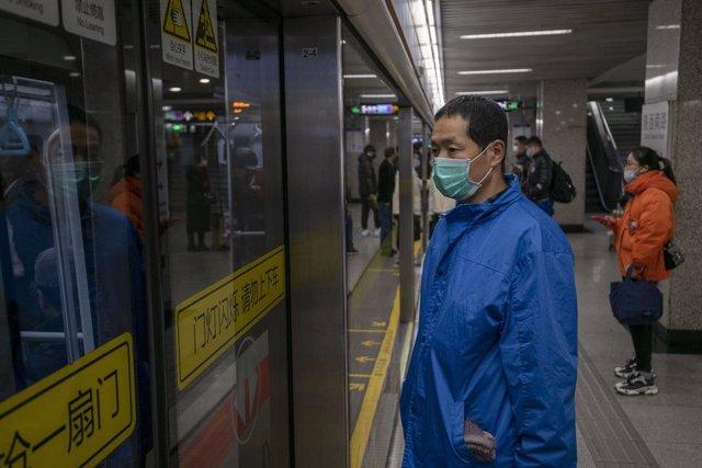 Coronavirus.- China registra cinco casos importados adicionales del nuevo corona