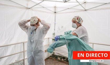 Coronavirus | Directo: La pandemia de coronavirus deja más de 400.000 muertos y siete millones de casos en todo el mundo