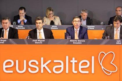 Euskaltel celebra este martes su junta de accionistas
