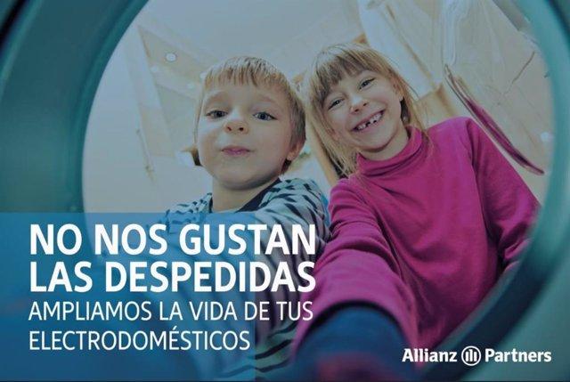 COMUNICADO: Allianz Partners alarga la vida de los electrodomésticos