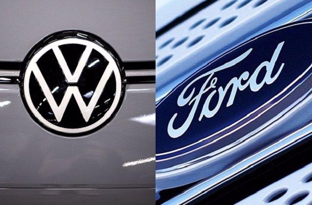 Economía/Motor.- Volkswagen y Ford cierran su acuerdo para invertir en vehículos