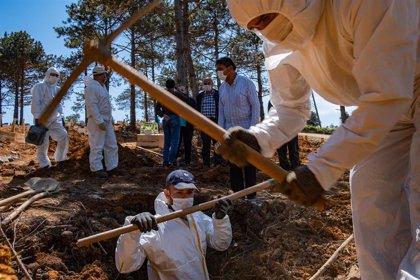 La pandemia de coronavirus supera los 375.000 muertos con 6,2 millones de casos en todo el mundo