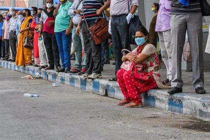 India se acerca a los 200.000 casos de coronavirus y supera los 5.500 fallecidos