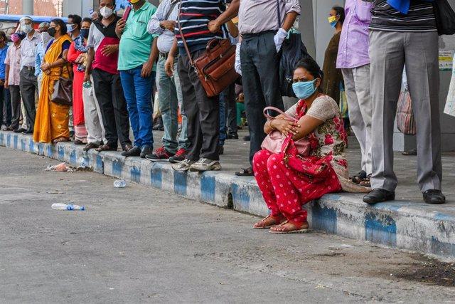 Coronavirus.- India se acerca a los 200.000 casos de coronavirus y supera los 5.