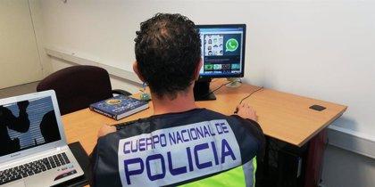 Detenido en Valladolid por publicar teléfonos de tía y sobrina en una página de contactos