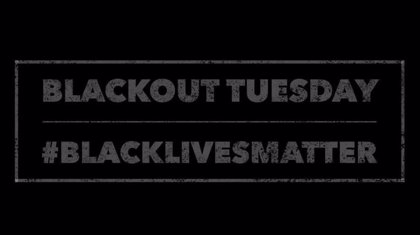 #BlackOutTuesday: La música protesta contra el racismo y clama 'Black lives matter'