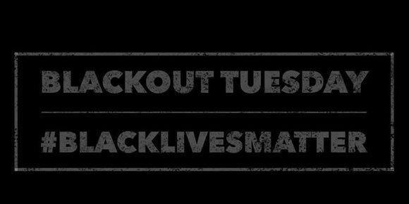 9. #BlackOutTuesday: La música protesta contra el racismo y clama 'Black lives matter'