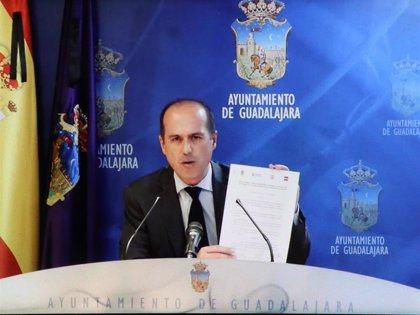 """Rojo reprocha al PP que haya preferido estar """"fuera de juego"""" en el 'Plan Marshall' para Guadalajara"""
