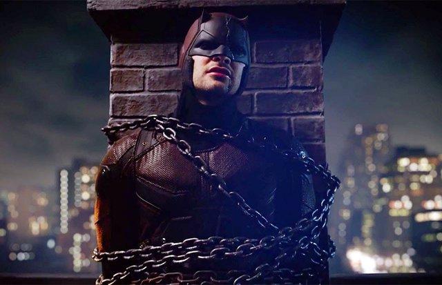 Charlie Cox es Daredevil en la serie de Netflix