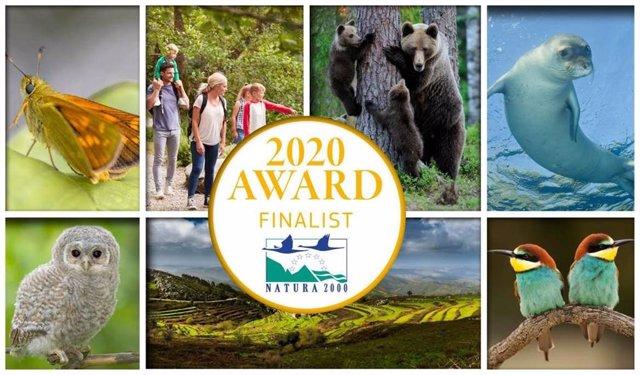 La Junta de Extremadura es finalista al Premio Europeo Natura 2000 por sus ayuda