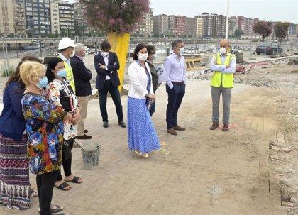 Santander destina 382.000 euros a la mejora y renovación de un área del barrio Pesquero