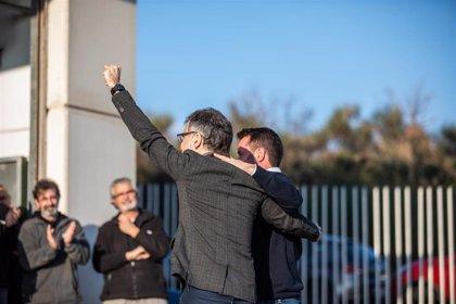 La Organización Mundial Contra la Tortura pide anular la sentencia de Cuixart y Sànchez