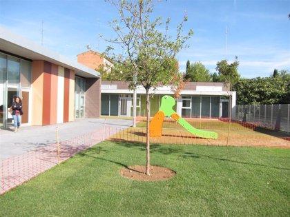 El plazo solicitar plaza en las escuelas infantiles municipales de Zaragoza se amplía al 11 de junio