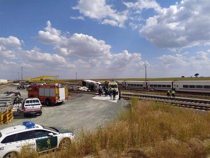 Fallecido un conductor y heridos dos maquinistas tras arrollar un Alvia a un todoterreno en Zamora
