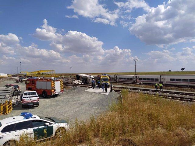 Un tren que viajaba entre Galicia y Madrid ha descarrilado en Zamora