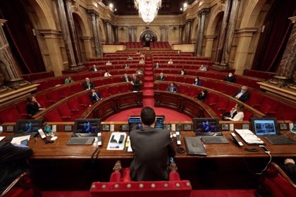 El pleno del Parlament abordará la crisis del Covid-19 y Nissan en formato reducido de nuevo