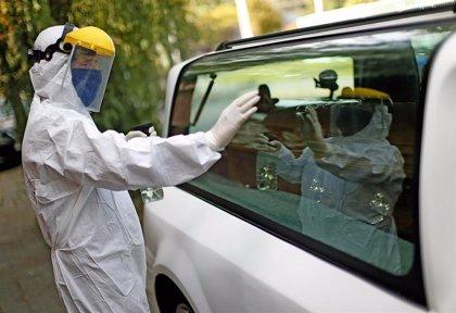 Chile bate récord de muertes diarias por coronavirus y roza ya las 1.200