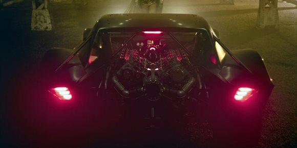 1. Este iba a ser el Batmóvil de Robert Pattinson en The Batman