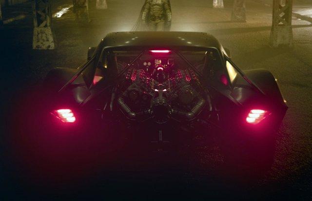 Batmóvil de The Batman