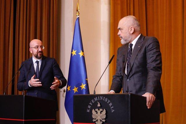 Albania.- Bruselas avisa a los partidos de Albania que sin la reforma electoral