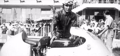 Fallece Carlo Ubbiali, nueve veces campeón del mundo de motociclismo