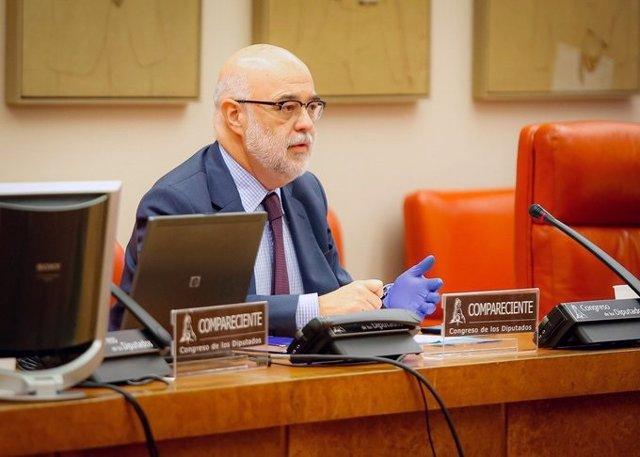 El secretario de la Alianza por la Competitividad de la Industria Española y director general de Unesid, Andrés Barceló